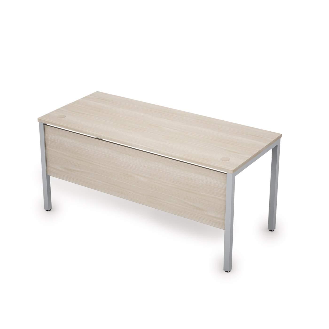 Стол с экраном из ДСП 1600х700х750