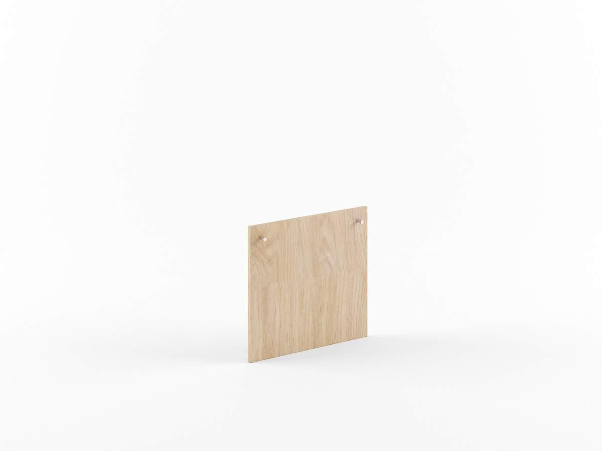 Слайд-дверь для сервисной тумбы 578x18x542