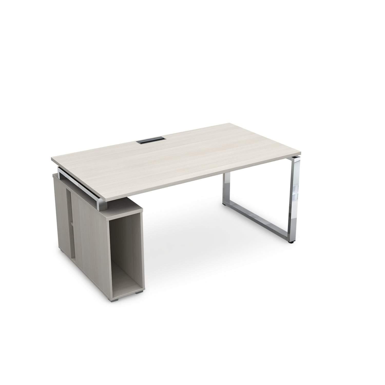 Стол с тумбой под системный блок 1800x900x750