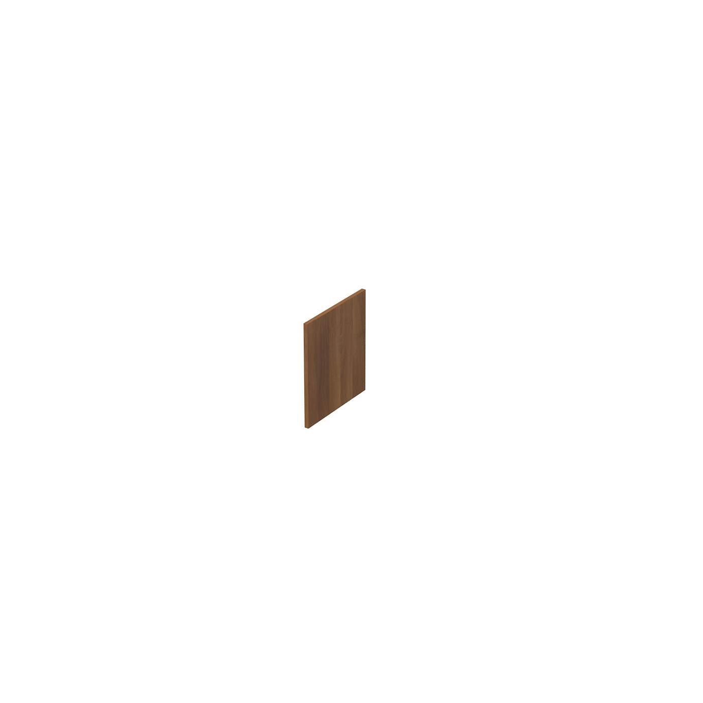 Стойка боковая, настольная 350х16х381