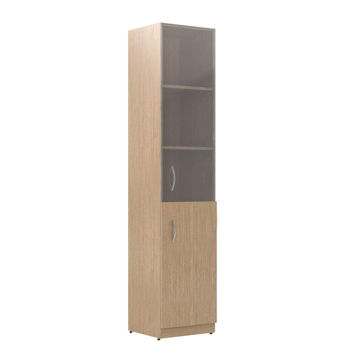 Шкаф-колонка комбинированая правый 386х359х1815