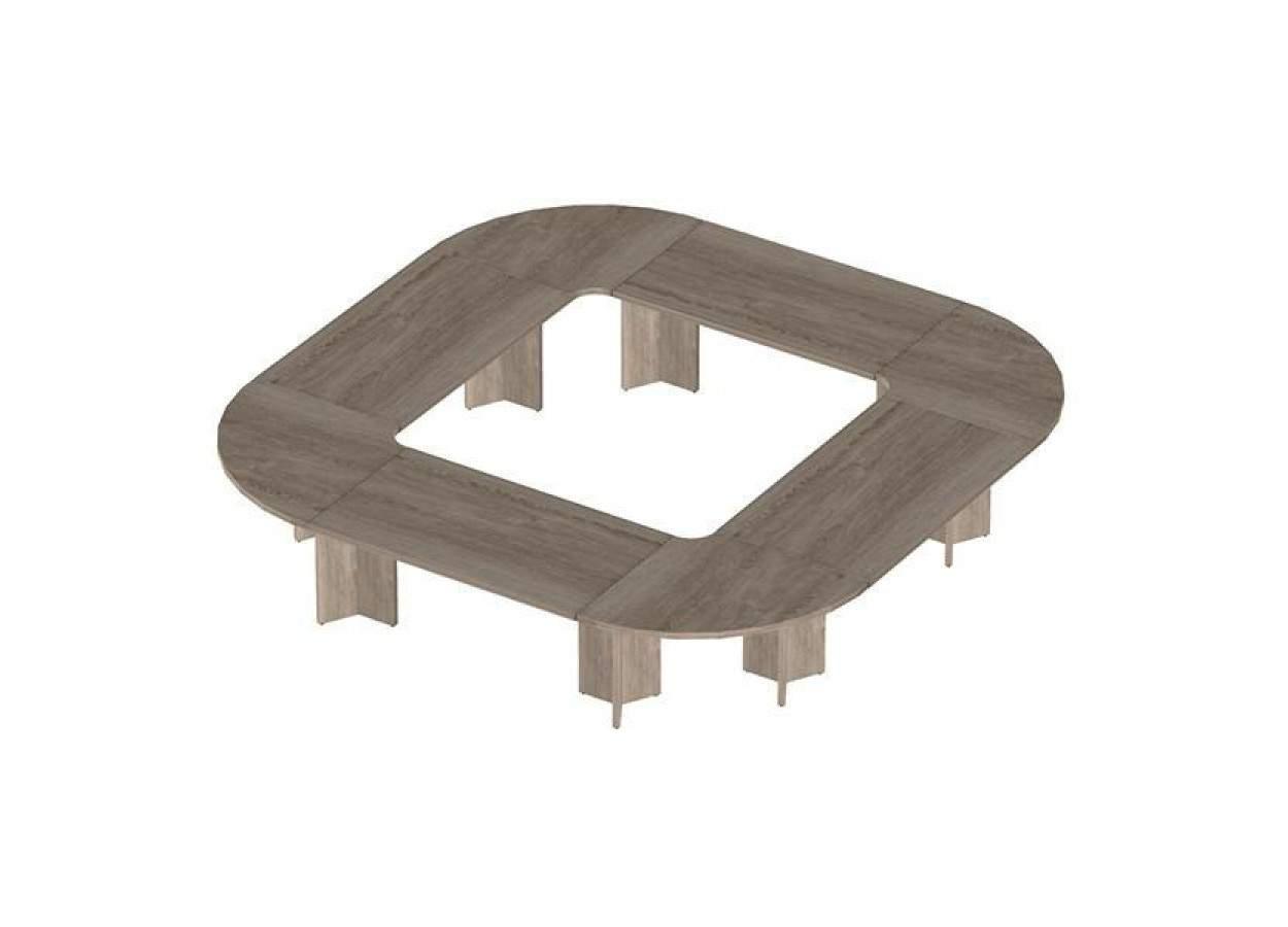 Стол для переговоров 3600x3600x760