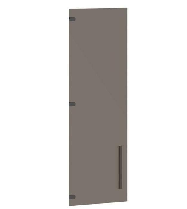 Дверь стеклянная средняя левая 406x4x1180