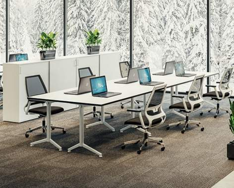 Мебель для сотрудников SECRET