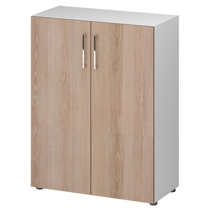 Шкаф средний закрытый 800х400х1180