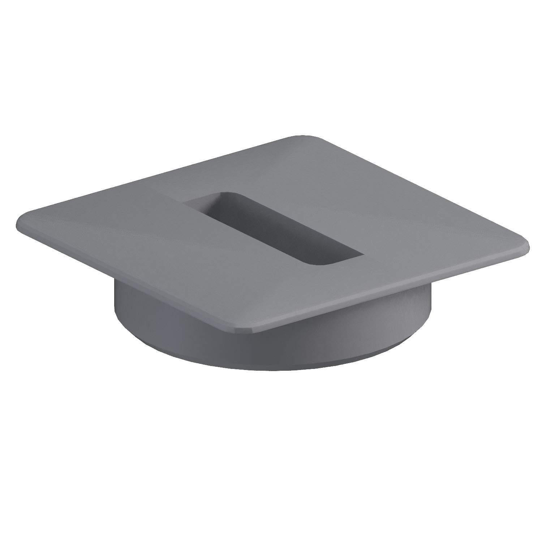 Декор. заглушка отверстия для кабеля в столешнице D80