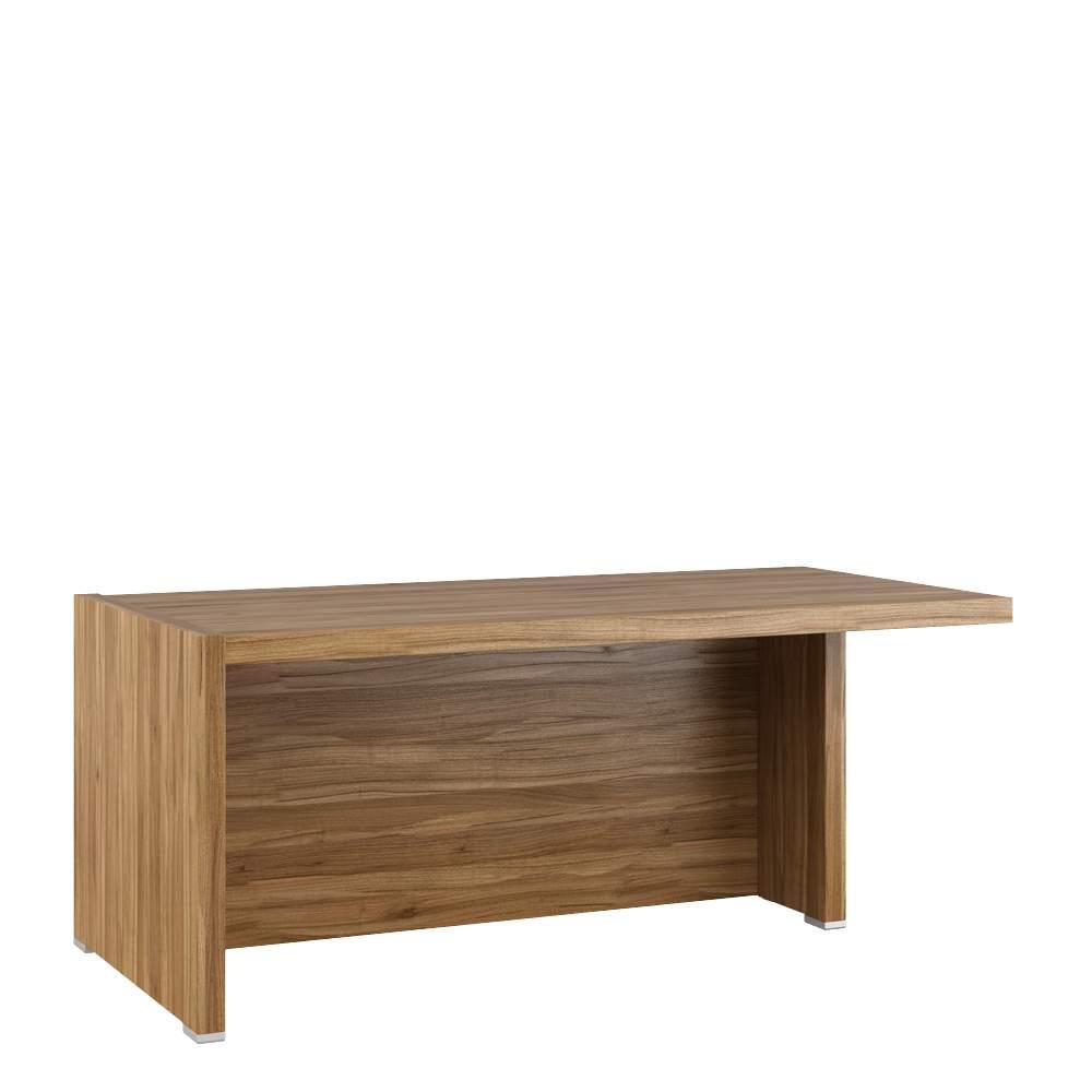 Стол письменный с асимметричными опорами, правый 1800x880x750