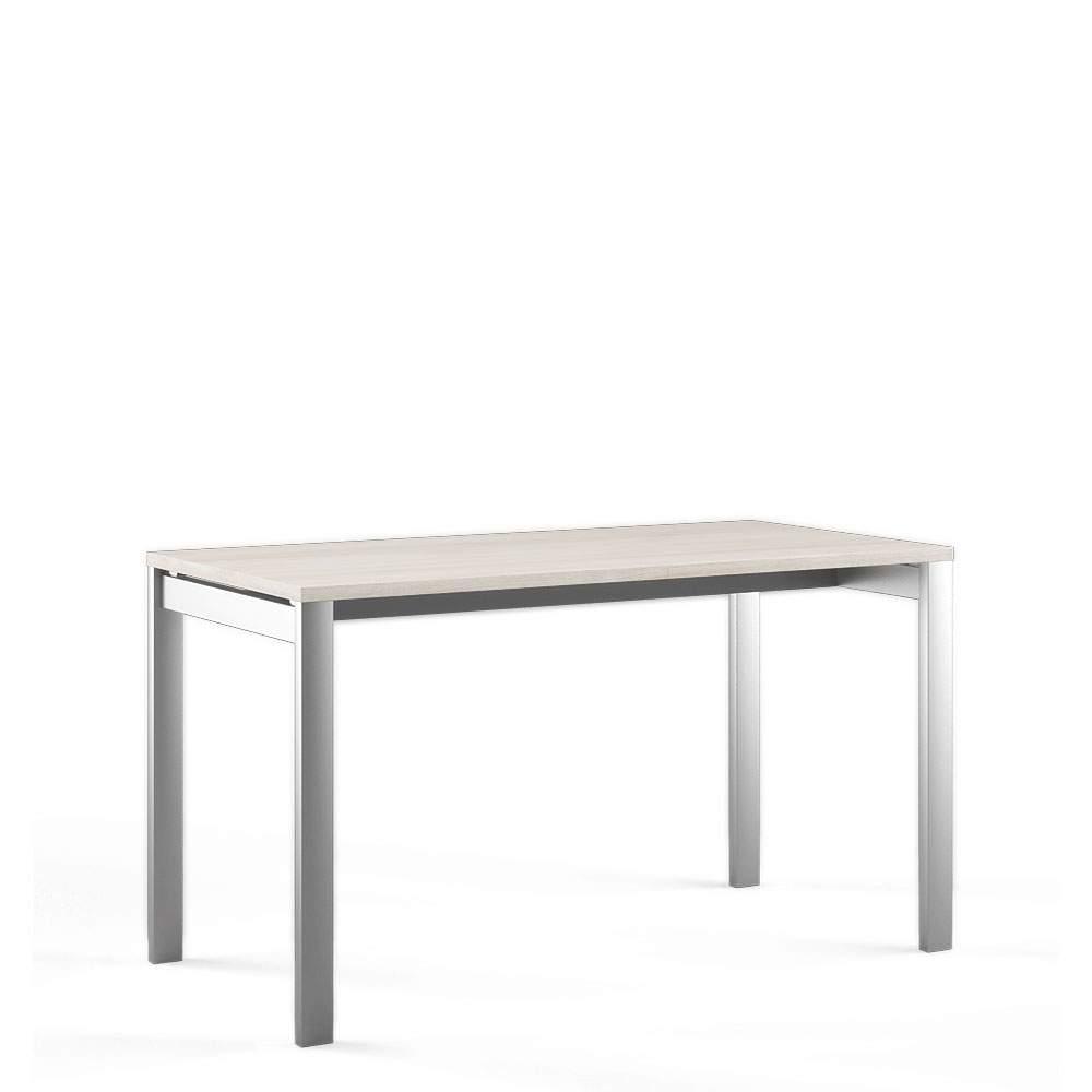 Стол руководителя на металлоопорах 1600x900x750