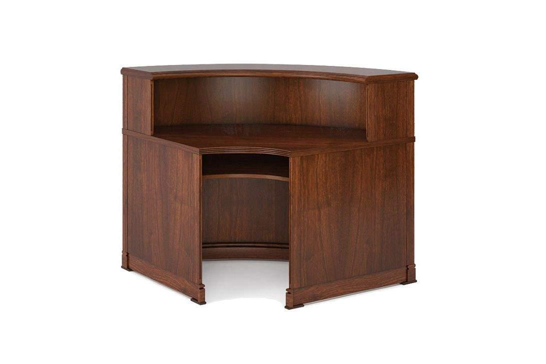 Угловая секция стола для приемной 1700x950x1150