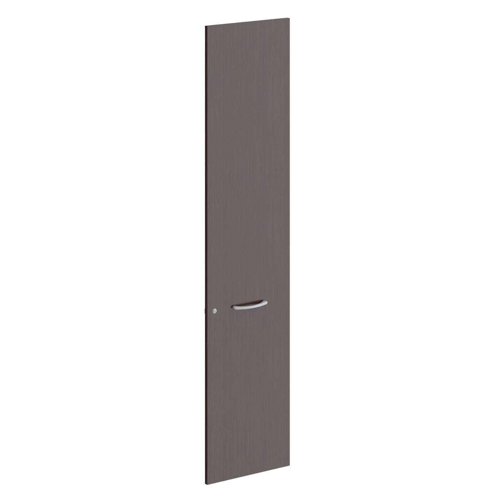 Двери шкафа низкие с замком 422x18x765