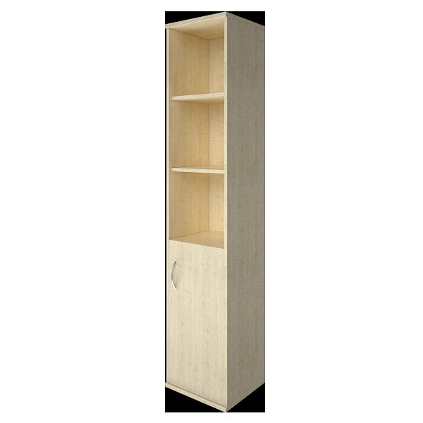 Шкаф высокий узкий правый 403x365x1975