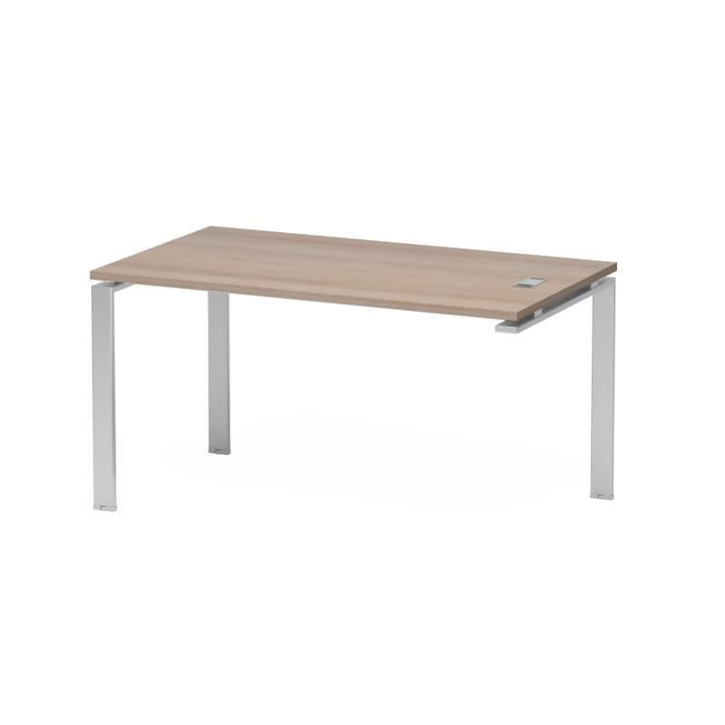 Стол с 3-я опорами 1600x800x740
