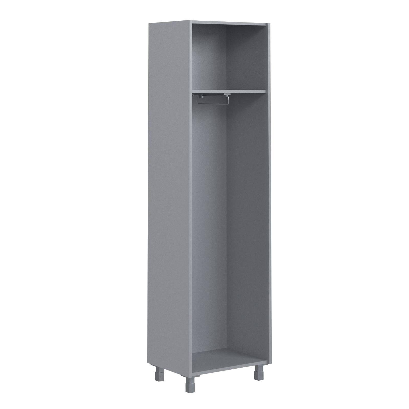 Каркас шкафа для одежды 600x500x2147