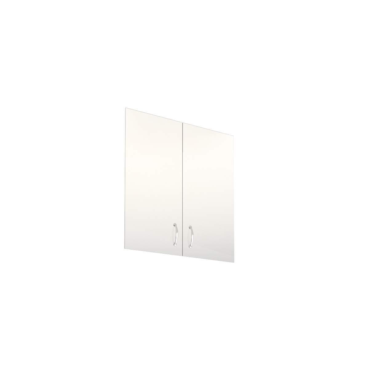 Двери стеклянные 1134х381х4