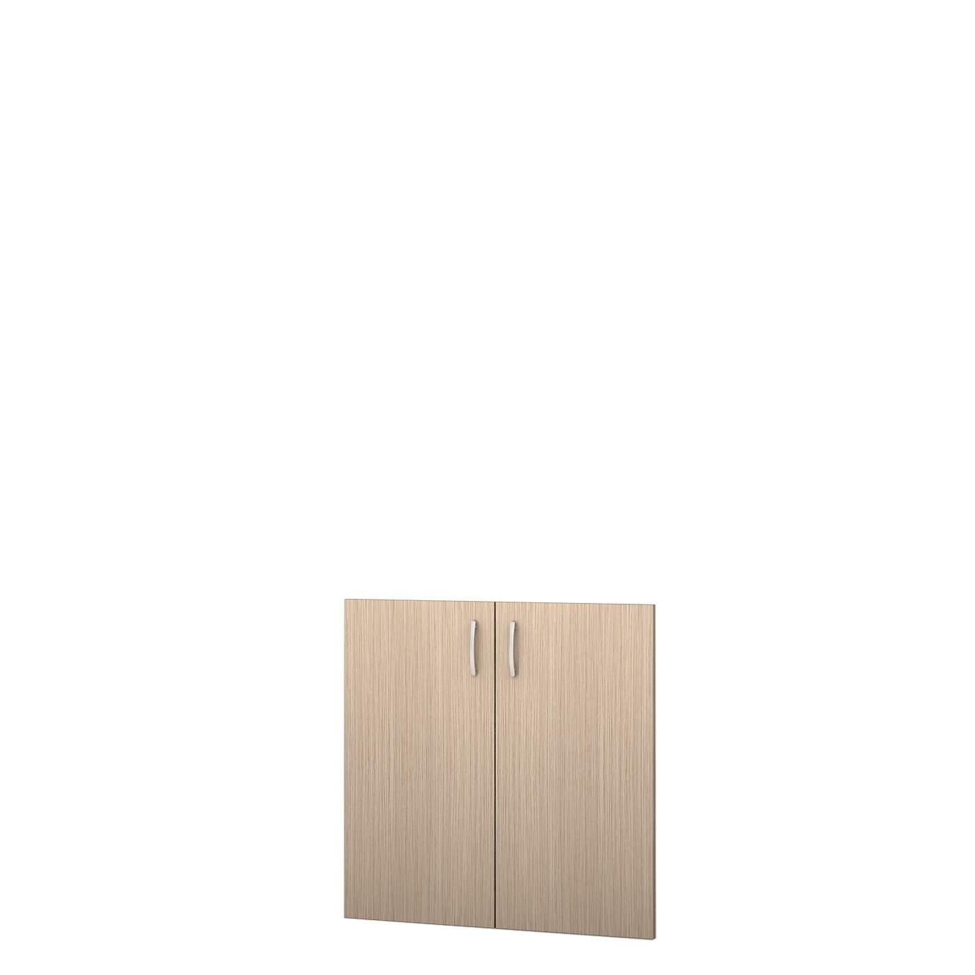 Двери низкие 2х(360х710х16)