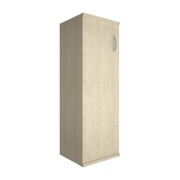 Шкаф узкий закрытый левый 403x365x1200