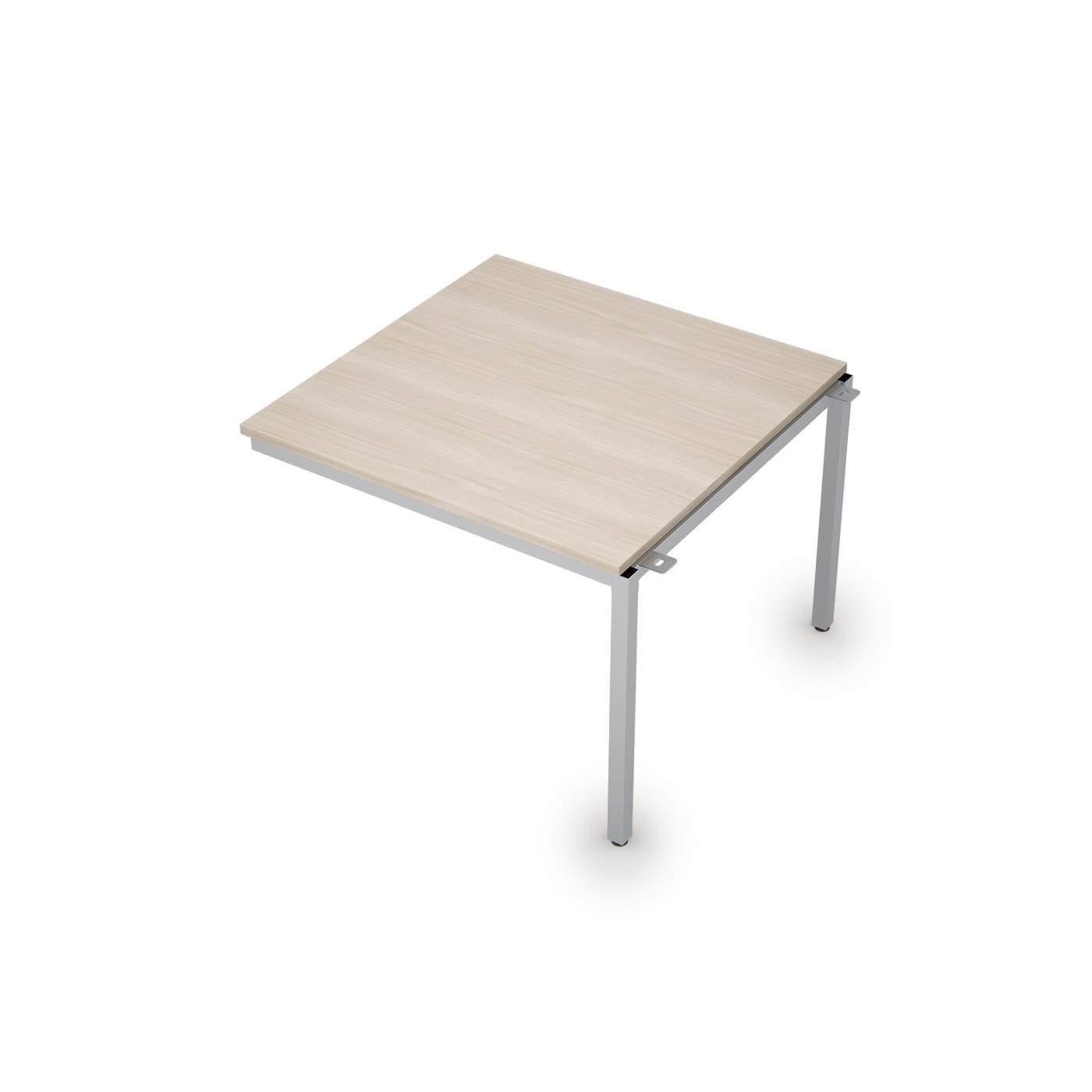 Средний модуль переговорного стола 1000х1000х750