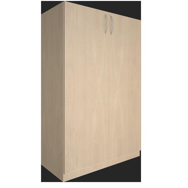 Шкаф средний закрытый 770x359x1203