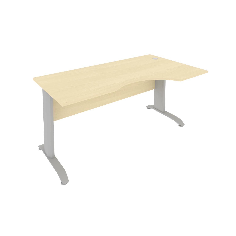 Стол криволинейный правый 1600х900х755