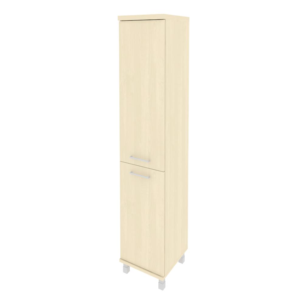 Шкаф высокий узкий правый закрытый 401x432x2060