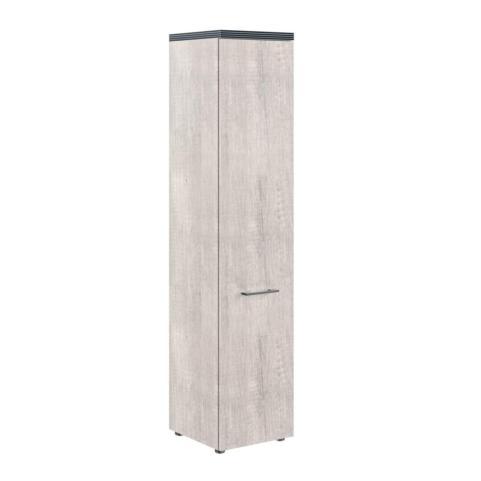 Шкаф  узкий закрытый 400x380x1890