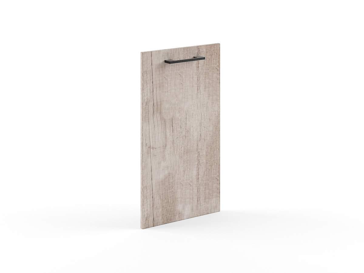 Дверь низкая ЛДСП 422x18x765