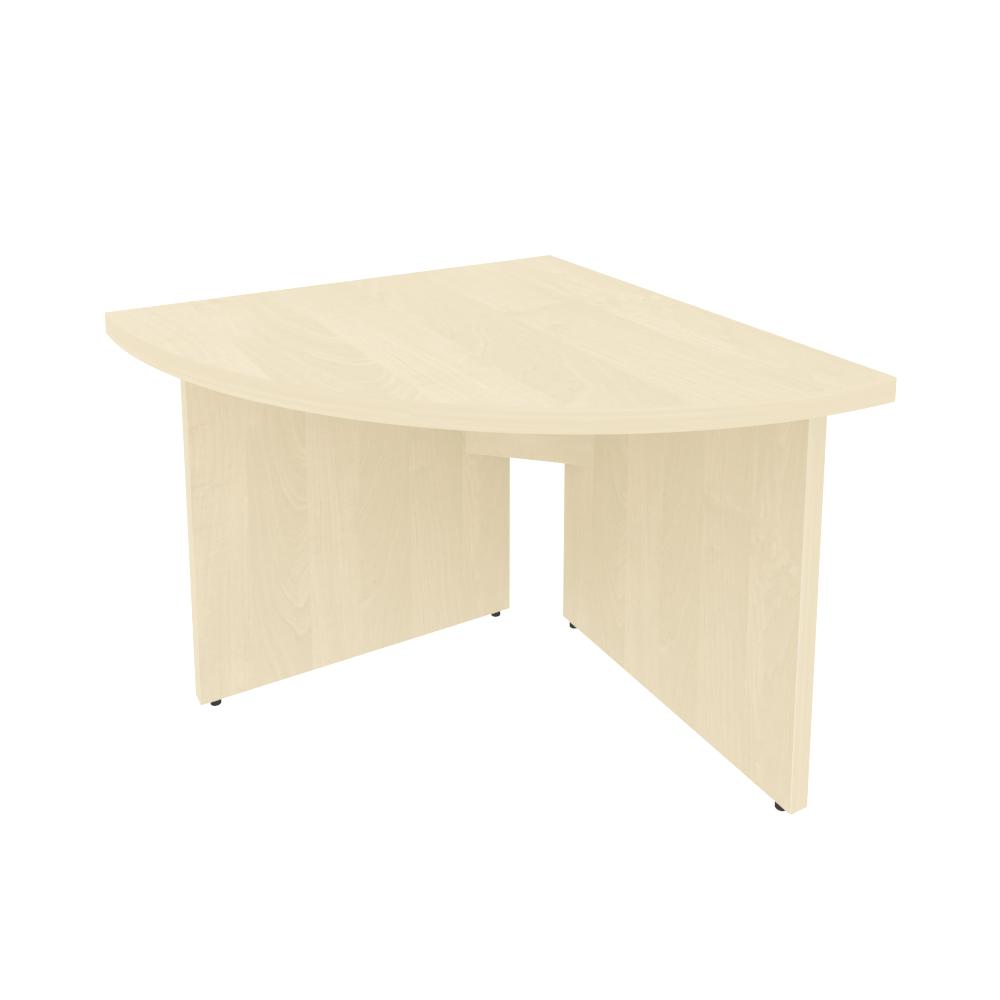 Угловой модуль переговорного стола правый 900х900х765