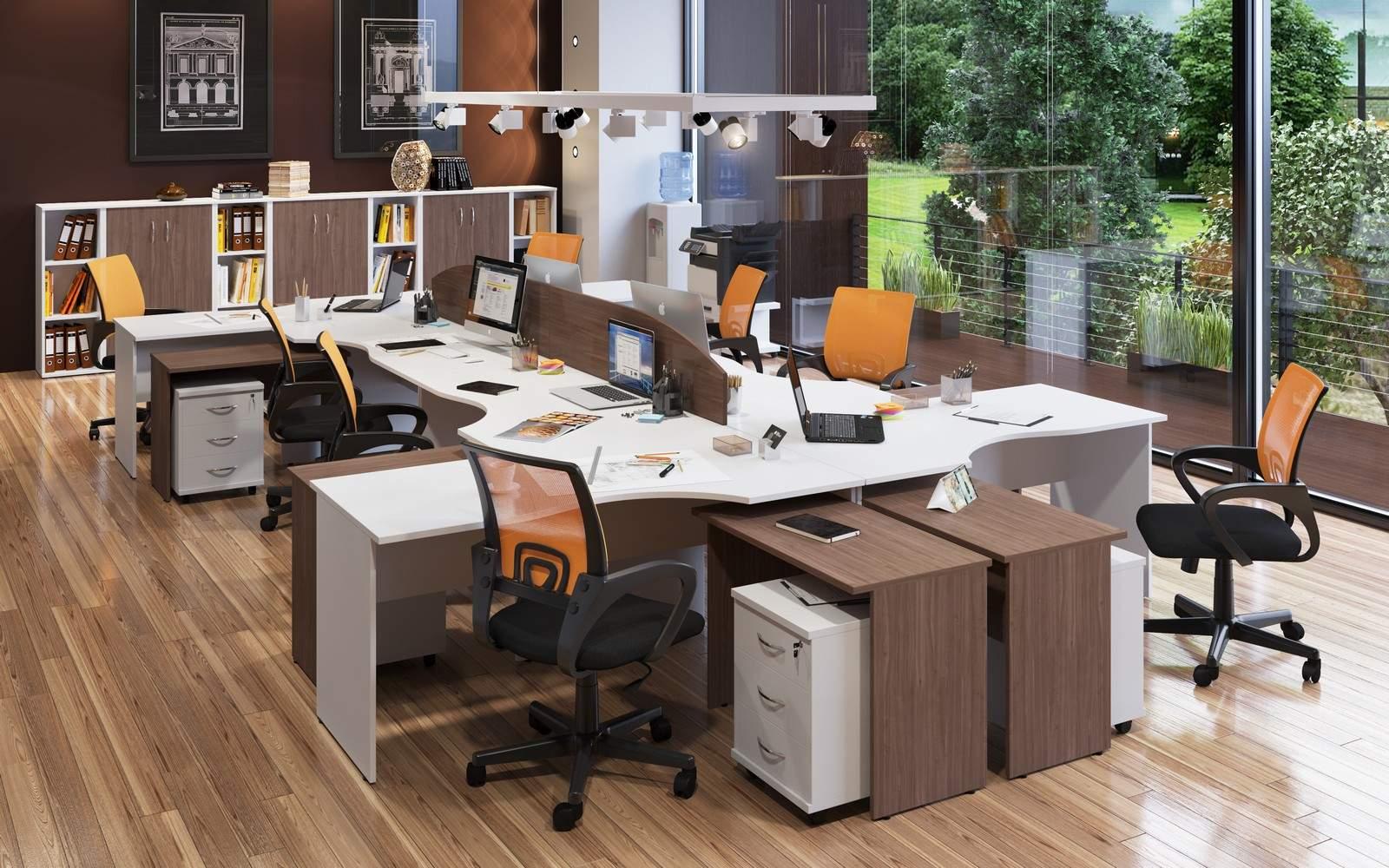Мебель для сотрудников IMAGO