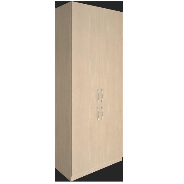 Шкаф высокий закрытый 770х359х1914