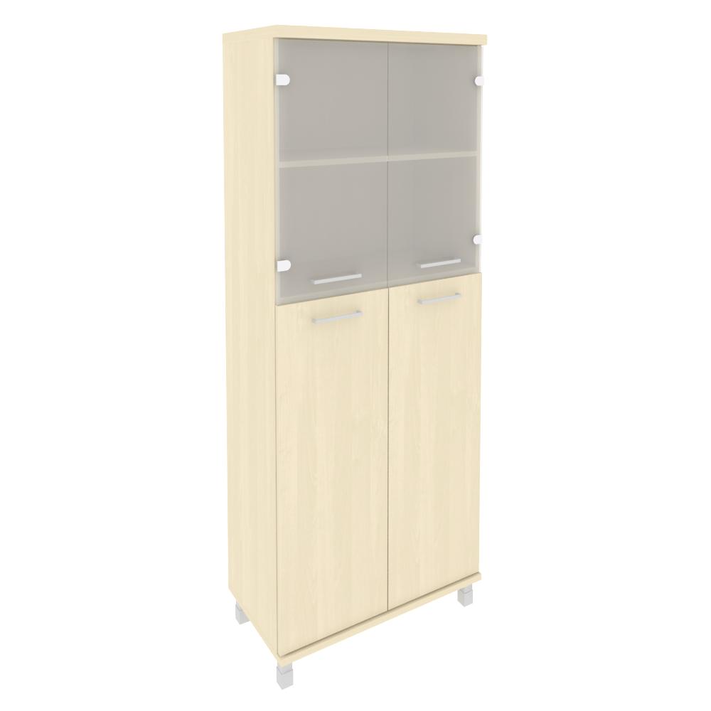 Шкаф высокий комбинированный 801x432x2060