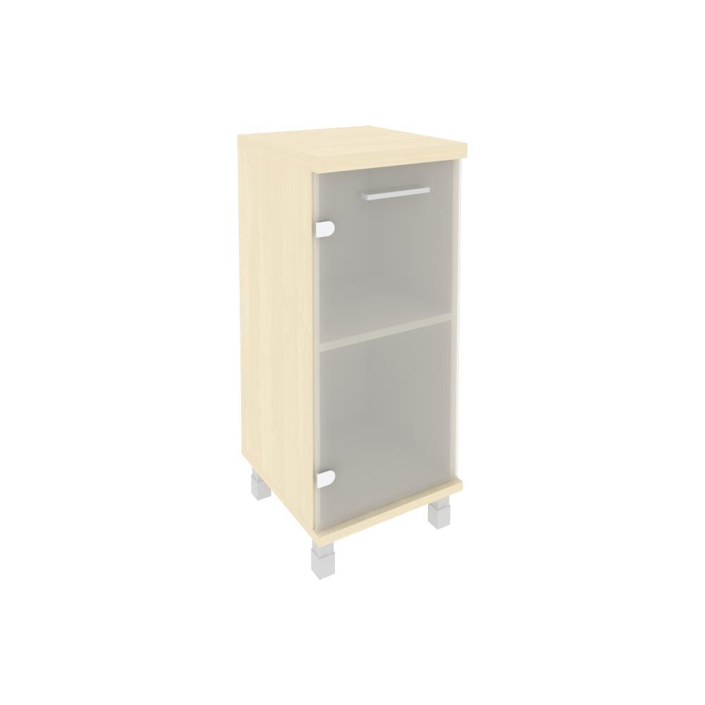 Шкаф низкий узкий левый 401x432x958
