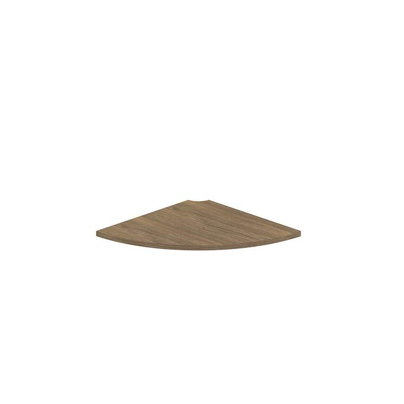 Столешница сегмент 90' 1000x1000x38